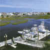 Ocean Isle Beach, North Carolina photo, yachts at a pier