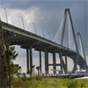 Charleston, South Carolina photo of the Cooper River Bridge